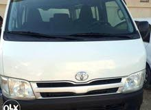 Toyota Hiace for Rent  للايجار