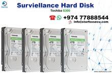Toshiba S300 Surveillance Hard Disk