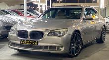 BMW 750i 2011 GCC