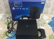 PS4 Pro 1 Tb 1 controller with box