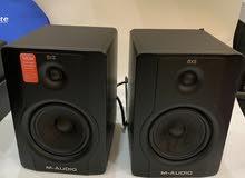 "M-Audio BX5 D2 5"" Active 2-Way Studio Monitor Speakers (Pair)"