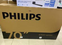 "Philips 70""smart 4k uhd ultra hd led tv brand new for sell"