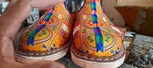 أحذية من جلد الجمل لين وصحي جدا