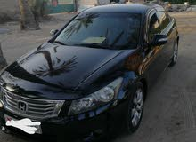 Honda accord 2009 black