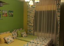 غرفه نوم أطفال بحاله ممتازه للبيع