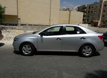 Kia Cerato 2011 For sale - Silver color