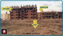 للبيع قطعة أرض 219م أمام عمارات سكن مصر مباشرة