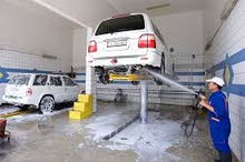 مطلوب عمال عدد 2 محطة غسل بغداد حي الاعلام شارع المستوصف