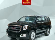 Black GMC Yukon 2018 for sale