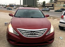 For sale Hyundai Sonata car in Misrata