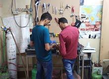 دورة صيانة الغسالات والثلاجات والاجهزة الكهربائية
