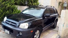 Automatic Black Hyundai 2005 for sale
