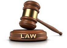 مطلوب محامية متدربة