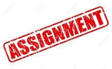عمل الاسايمنتات والتقارير لطلبة الكليات والجامعات - Assignments writing services