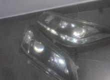 مصابيح الامامية والخلفية للهوندا اكورد 15 للبيع
