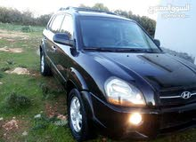 Hyundai Tucson 2007 For sale - Black color