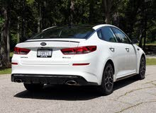 For rent 2019 White Optima