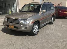 ستيشن 2005 Gxr وكالة عمان نظيف جدا للبيع