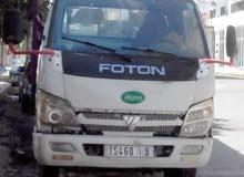 camion foton 2011 شاحنة فوطون