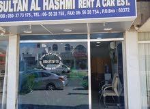 مكتب سلطان الهاشمي لتأجير السيارات