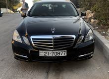Mercedes Benz E 200 made in 2012 for sale