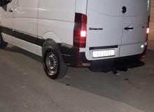Available for sale! +200,000 km mileage Mercedes Benz Sprinter 2010