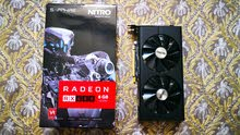 SAPPHIRE NITRO+ Radeon RX 480 8GD5 Graphics Card للبيع