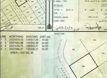 أرض سكنية للبيع في فنس