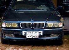 BMW 730 للبيع او المراوس