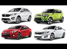 Best rental price for Kia Cerato 2014