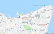 فرصة استثمارية لن تعوض : محل بالسالمية بشارع سالم المبارك
