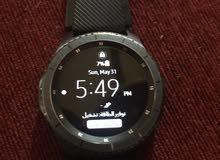 ساعة سامسونج جير3 نظيفة جداً