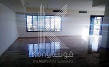 4 Bedrooms rooms  apartment for sale in Amman city Khalda