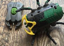 لعبة عنكبوت الي بالريموت