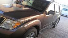 For sale 2008 Brown Pathfinder