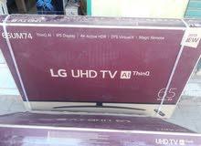 شاشة ال جي 65 بوصة UHD 4K