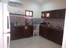 شقه مفروشه غرفتين وصاله مطبخ وحمام