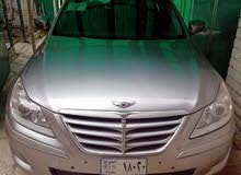 Hyundai Genesis car for sale 2010 in Baghdad city