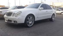 2005 Mercedes E500 Brabus full options panorama roof DVD camera