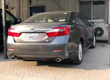 Gasoline Fuel/Power   Toyota Aurion 2015