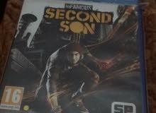 لعبة SECOND SON لبيع