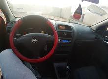 اوبل استرا الون احمر خاليا من العيوب  محرك 16 للبيع 700 د 0915994499