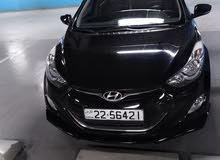 Hyundai Avante car for sale 2011 in Amman city
