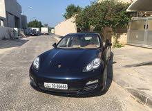 Available for sale!  km mileage Porsche Panamera