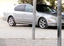 Nissan Maxima 2002 For sale - Silver color