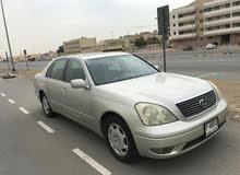 lexus - LS 430 2001