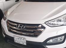For sale 2013 White Santa Fe