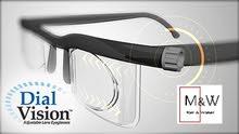 نظارات طبية متعددة الدرجات