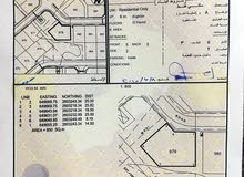 أرض للبيع بلعامرات بمخطط ممتاز الثامنه مفتوحه من ثلاث جهات وفيه مجال للستمداد
