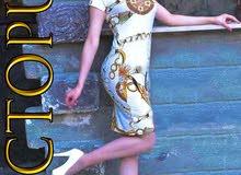 فستان قطن ليكرا طري وناعم